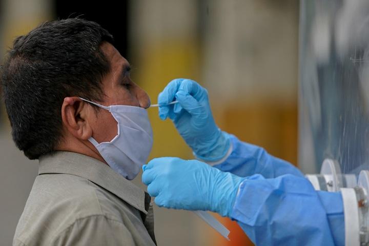 Minsa reporta 2,157 nuevos casos de Covid-19 y  42 defunciones