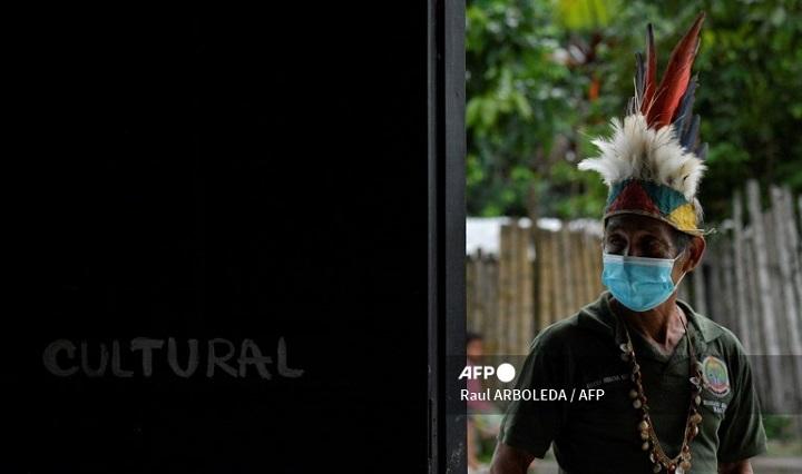 Colombia detecta primer caso de variante brasileña de covid-19