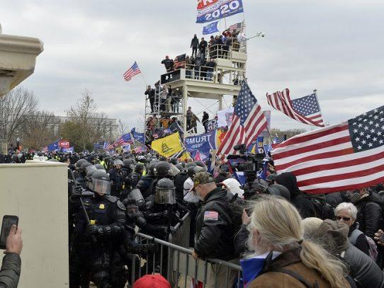 Toque de queda en Washington desde las 18H00 en medio del caos de protesta electoral