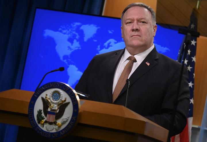 """EE.UU. vuelve a declarar a Cuba """"Estado patrocinador del terrorismo"""""""