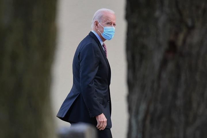 Biden promete firmar desde el día de su investidura decretos sobre pandemia, economía