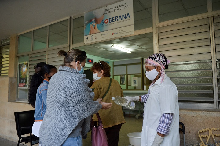 Cuba detecta primer caso de variante sudafricana del coronavirus