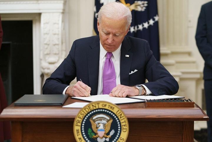 Joe Biden se apoya en su fe católica para tratar de unir a EE.UU.