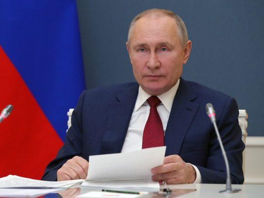 Putin dice que Rusia quiere mejorar relaciones con la UE