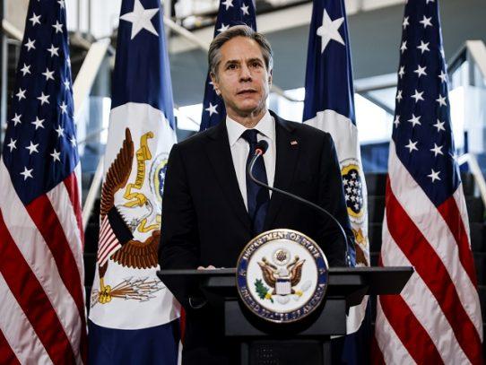 Blinken, el nuevo secretario de estado de EE.UU., promete tranquilizar al mundo