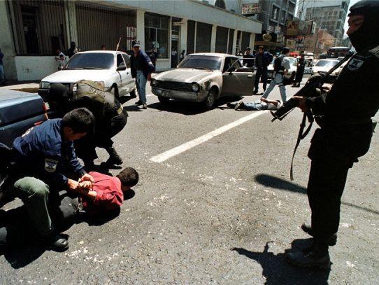 El Salvador cerró 2020 con un importante descenso de homicidios