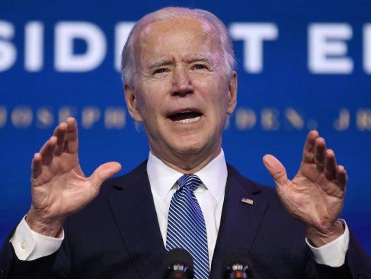 Biden anuncia que todos los adultos de EE.UU podrán vacunarse desde el 19 de abril