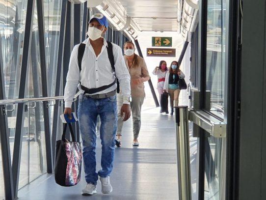 4.5 millones de pasajeros viajaron por Tocumen en 2020