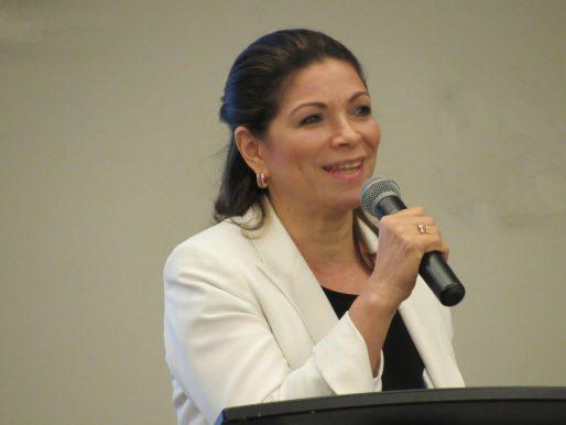 Postulada Ana Matilde Gómez R. para jueza de la CIDH