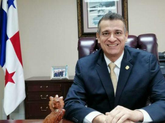 El magistrado Carlos A. Vásquez R. realizó su rendición de cuentas