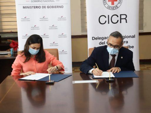 Firmados hoy dos convenios de cooperación para resocialización de los privados de libertad