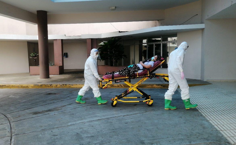 Servicio de atención prehospitalaria de los bomberos realizó 792 traslados de pacientes covid-19