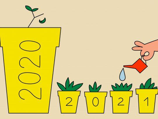 Este año, al hacer tus propósitos no pienses en grande