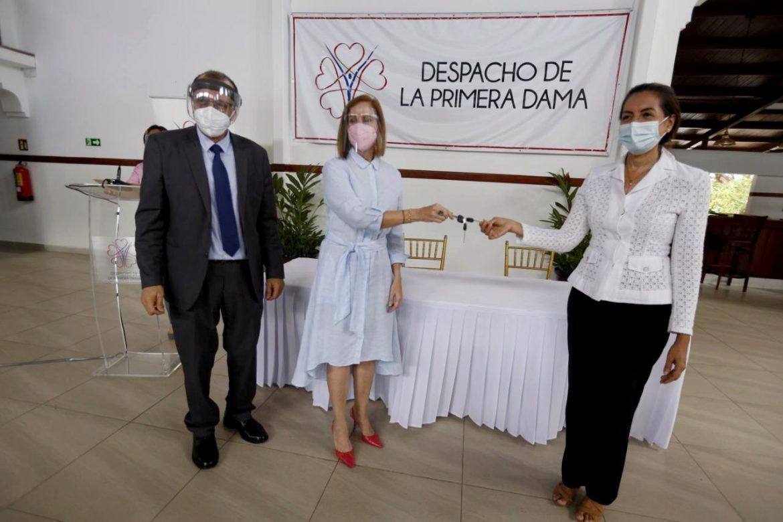 Pandemia llevó a Casa Esperanza a reorientar estrategia de atención, en modalidad domiciliaria
