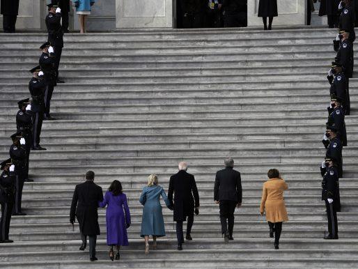 El momento católico de Joe Biden
