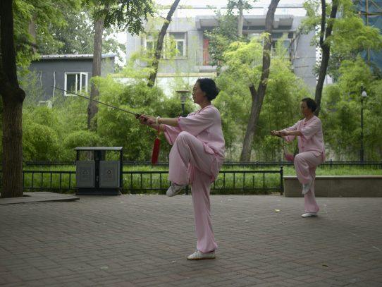 El taichí entra en la lista del Patriminio Mundial de la Unesco