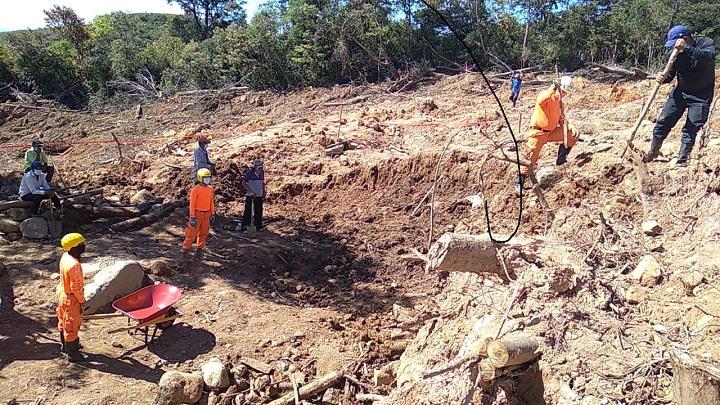 Continúan operaciones de búsqueda en Tierras Altas y  la comarca Ngäbe Buglé