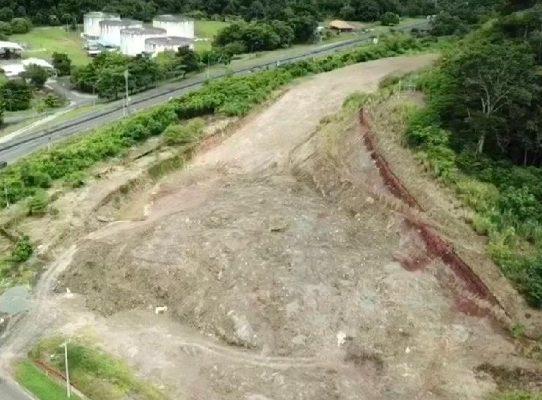 Cierre total en la entrada de Panamá Pacífico por trabajos