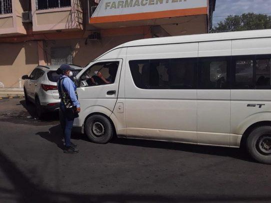 ATTT dicta medidas de circulación del transporte público selectivo en Chiriquí, Colón, Darién y Herrera