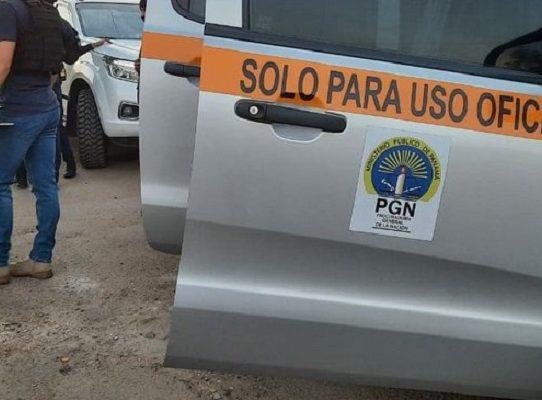 Detienen a una mujer que transportaba 20 paquetes con droga en Herrera