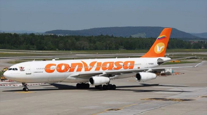 Venezuela reabre rutas aéreas comerciales desde y hacia Panamá y Dominicana