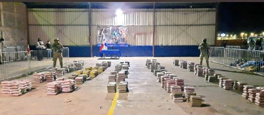 Decomisan 827 paquetes con droga en Punta Naranjo, Veraguas