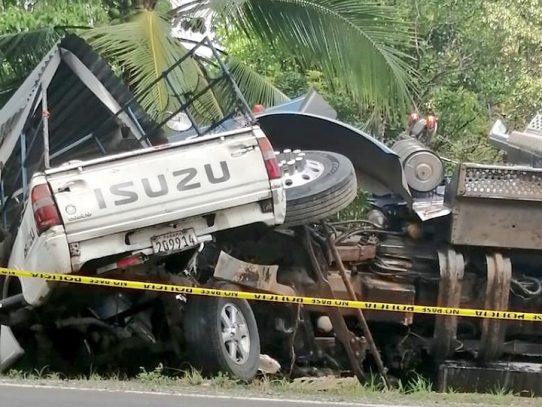 Muerto por accidente de tránsito en Chepo