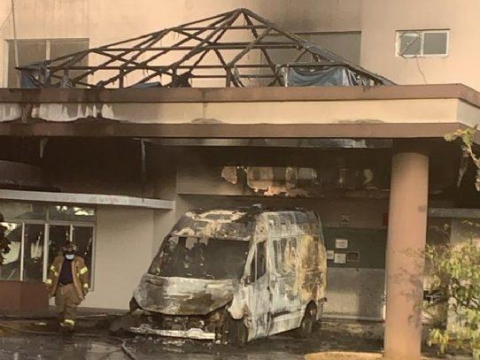 Suspenden servicio de urgencias en Hospital Irma de Lourdes Tzanetatos