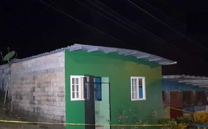 Otro asesinato en Villa del Caribe, Colón