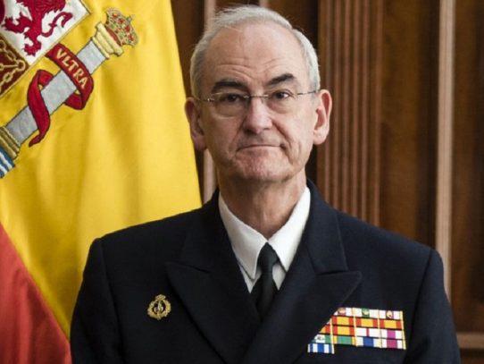 Nuevo jefe de Estado Mayor en España, tras dimisión del predecesor por vacunarse antes