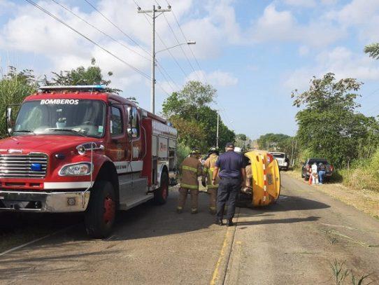 Accidente de tránsito deja como saldo un muerto en Chepo