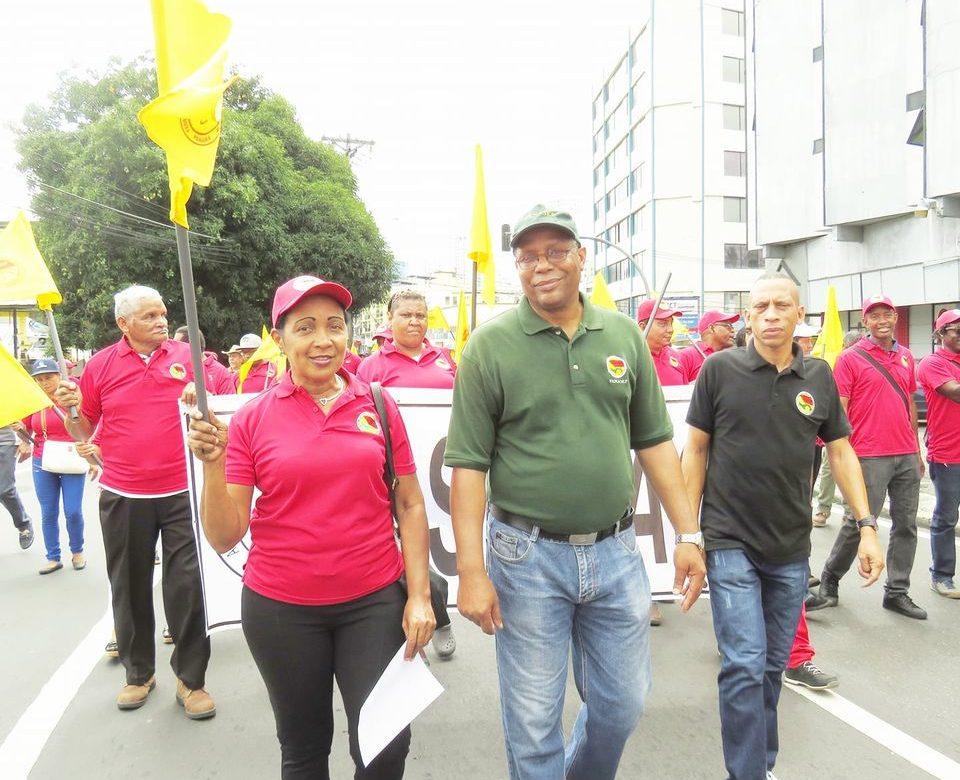 CTRP y FENASEP solicitan atención y diálogo sobre situación laboral al presidente Cortizo