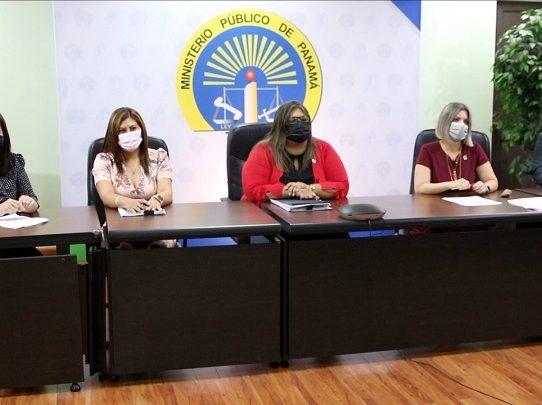 Fiscalías Anticorrupción presentan informe de gestión del año 2020