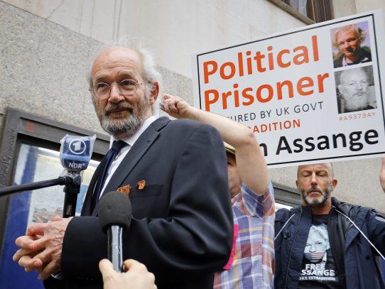 ¿Extraditar a Assange a Estados Unidos? La justicia británica se pronunciará el lunes