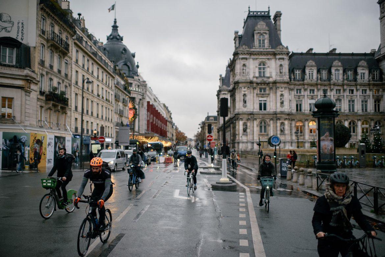 Opinión: París en bicicleta