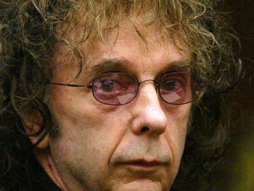 Falleció el productor estadounidense Phil Spector, genio con un lado oscuro