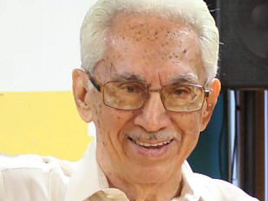 Falleció el padre de los Círculos de Lectura de Panamá