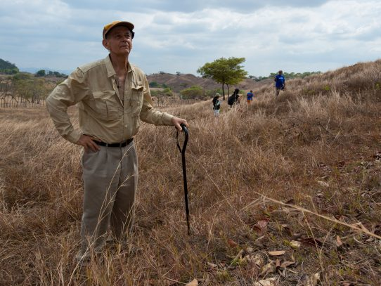 Richard Cooke forma parte del Comité de Honor del Consejo Internacional de Arqueozoología
