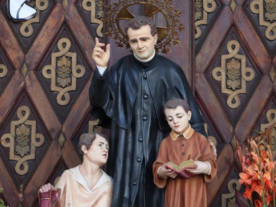 Devotos de Don Bosco le honrarán virtualmente