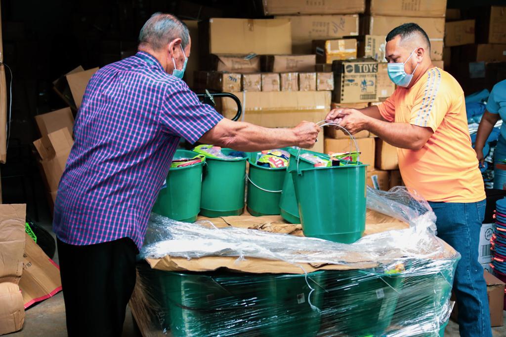 A través del puente humanitario, MIDES envió ayuda a damnificados de Costa Arriba