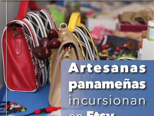 Artesanas panameñas venden sus productos en línea en una exclusiva tienda estadounidense