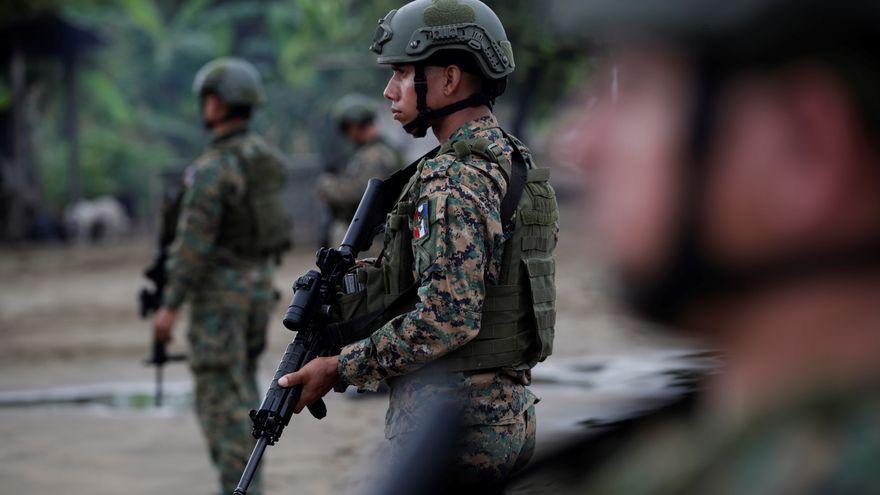 Senafront ubica armas de fuego en Chepo y Darién