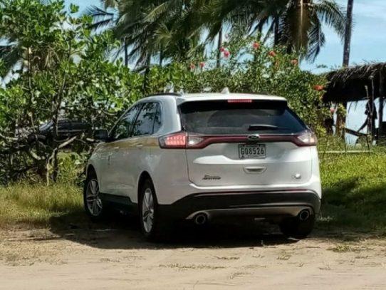 Sancionado un funcionario por usar un auto propiedad del Estado para ir a la playa