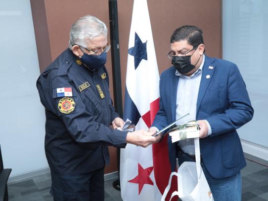 Los bomberos de Panamá contarán con un museo