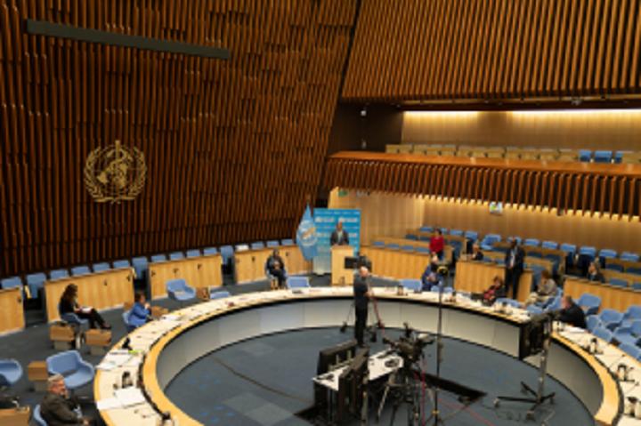 Panamá expone ante la OMS la tele atención a las personas con discapacidad