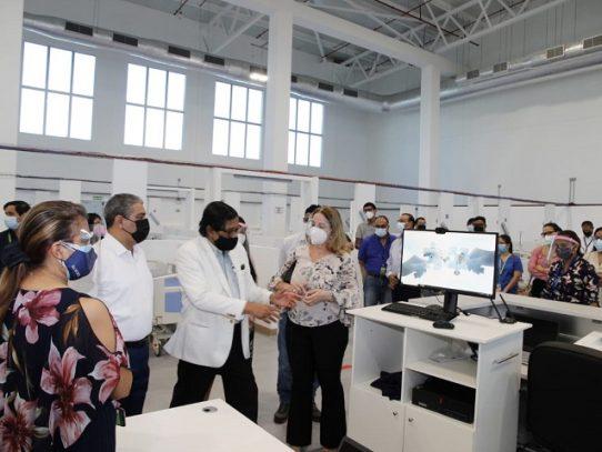 Telemedicina y sala de diálisis se incorporan a facilidades que se ofrecerán en el ITSE