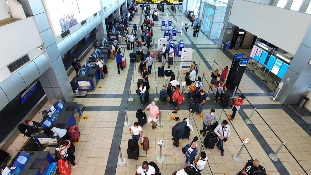 Detectan nueva cepa del coronavirus en Panamá