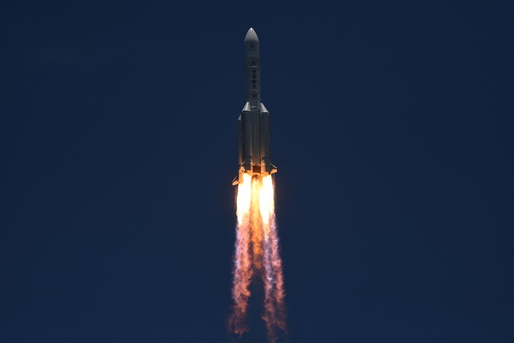 "La sonda china ""Tianwen-1"" se insertó en órbita marciana"