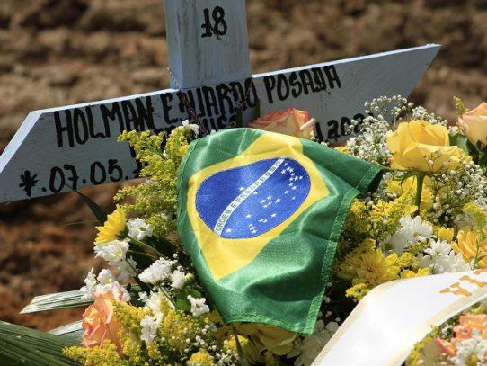 Más de 600.000 muertos por covid-19 registrados en América Latina