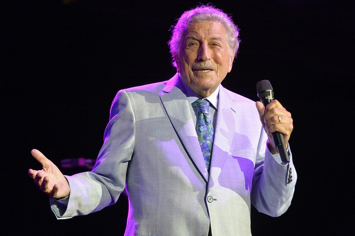 Legendario cantante Tony Bennett tiene Alzheimer